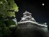 熊本城(夜) 熊本市ホテル連絡協議会